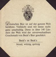 Pivní tácek beck-73-zadek-small