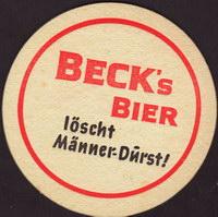 Pivní tácek beck-74-small