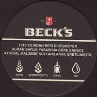 Pivní tácek beck-86-zadek-small
