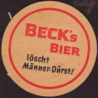 Pivní tácek beck-89-small