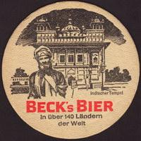 Pivní tácek beck-90-zadek-small