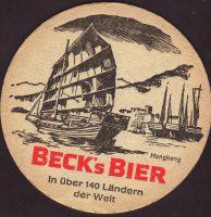 Pivní tácek beck-98-zadek-small