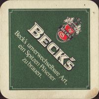 Pivní tácek beck-99-small