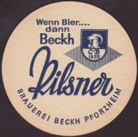Beer coaster beckh-1-small