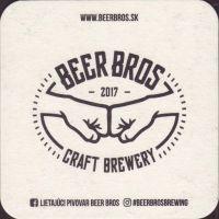 Pivní tácek beer-bros-1-zadek-small