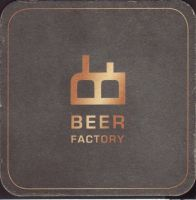 Beer coaster beer-factory-1-small