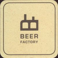 Beer coaster beer-factory-2-small