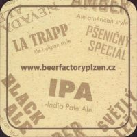 Beer coaster beer-factory-2-zadek-small