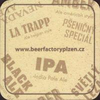 Pivní tácek beer-factory-2-zadek-small
