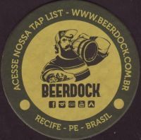 Beer coaster beerdock-2-oboje