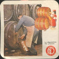 Beer coaster belle-vue-16