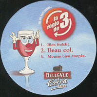 Beer coaster belle-vue-24