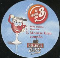 Beer coaster belle-vue-25
