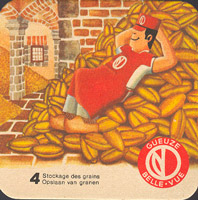 Beer coaster belle-vue-42