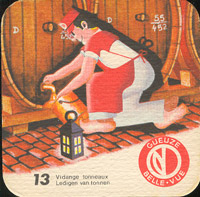 Beer coaster belle-vue-59