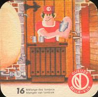 Beer coaster belle-vue-62