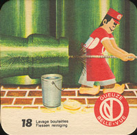 Beer coaster belle-vue-64
