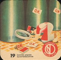 Beer coaster belle-vue-65