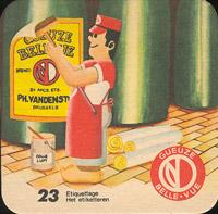Beer coaster belle-vue-69