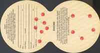 Beer coaster belle-vue-78-zadek