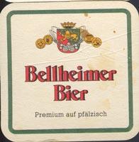 Pivní tácek bellheimer-1