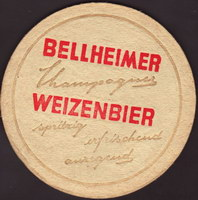 Pivní tácek bellheimer-11-zadek-small