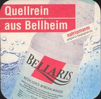 Pivní tácek bellheimer-2-zadek