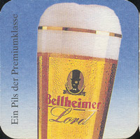 Pivní tácek bellheimer-2