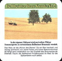 Pivní tácek bellheimer-4-zadek-small