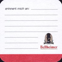 Pivní tácek bellheimer-7-zadek-small