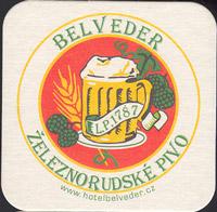 Pivní tácek belveder-1