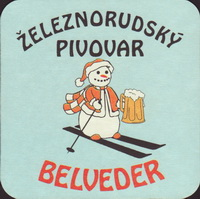 Beer coaster belveder-2-small