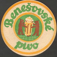Beer coaster benesov-12-small