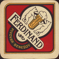 Beer coaster benesov-18-small