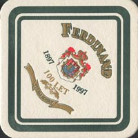 Beer coaster benesov-3