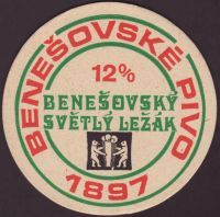 Beer coaster benesov-34-small