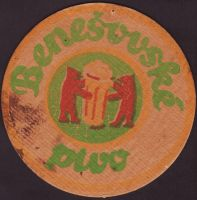 Beer coaster benesov-39-small
