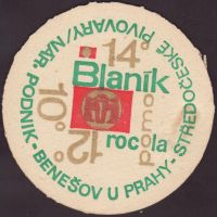 Beer coaster benesov-41-small