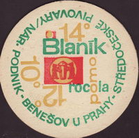 Beer coaster benesov-9-small