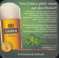 Pivní tácek bergische-lowen-2-zadek
