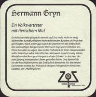 Pivní tácek bergische-lowen-30-zadek-small