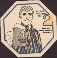 Beer coaster berliner-kindl-41-zadek-small