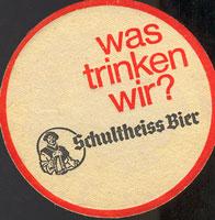 Pivní tácek berliner-schultheiss-2-zadek