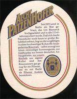 Pivní tácek berliner-schultheiss-5-zadek