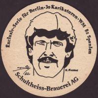 Pivní tácek berliner-schultheiss-66-zadek-small
