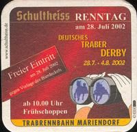 Pivní tácek berliner-schultheiss-8-zadek