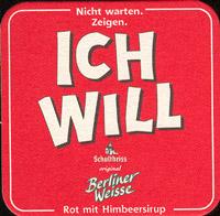 Pivní tácek berliner-schultheiss-9-zadek