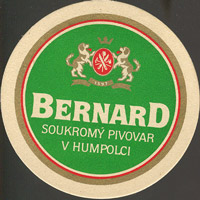 Beer coaster bernard-16