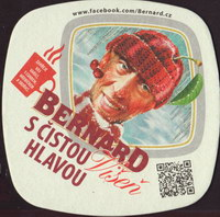 Beer coaster bernard-33-zadek-small