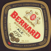 Beer coaster bernard-39-small